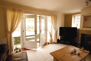 Classic Double Glazed French Doors